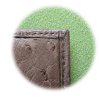 中国製財布縫製