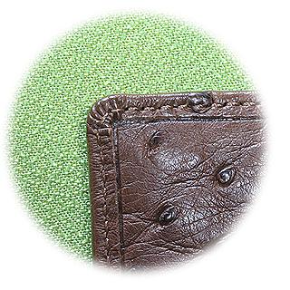 日本製財布縫製