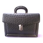 オーストリッチ・ビジネスバッグ
