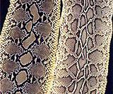 ■パイソン:個性的な斑紋とウロコ模様をもつパイソン革